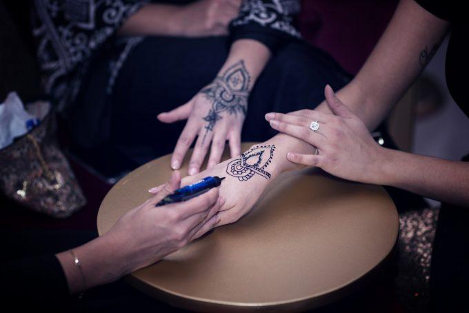 Henna-Abend